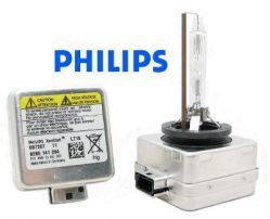 Лампа D1S Philips 5000K -RS-080561